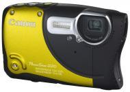 Цифровой фотоаппарат Canon PowerShot D20 Yellow (6146B013)