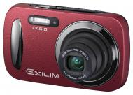 Цифровой фотоаппарат CASIO Exilim EX-N20 Red (EX-N20RDECA)