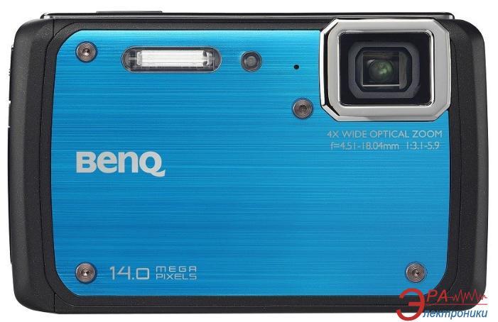 Цифровой фотоаппарат BenQ LM100 Blue