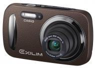 Цифровой фотоаппарат CASIO Exilim EX-N20 Brown (EX-N20BNECC)