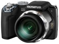 Цифровой фотоаппарат Olympus SP-720UZ Black (V103030BE000)