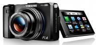 Цифровой фотоаппарат Samsung EX2F Black (EC-EX2FZZBPBRU)