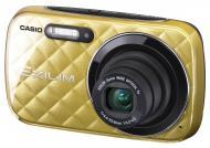 Цифровой фотоаппарат CASIO Exilim EX-N10 Gold (EX-N10GDECB)