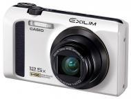 Цифровой фотоаппарат CASIO Exilim EX-ZR300 White (EX-ZR300WEECA)