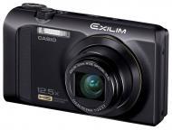 Цифровой фотоаппарат CASIO Exilim EX-ZR300 Black (EX-ZR300BKECD)