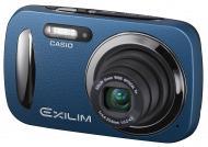 Цифровой фотоаппарат CASIO Exilim EX-N20 Blue (EX-N20BEECB)