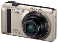Цифровой фотоаппарат CASIO Exilim EX-ZR300 Gold (EX-ZR300GDECB)