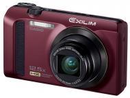 Цифровой фотоаппарат CASIO Exilim EX-ZR300 Red (EX-ZR300RDECC)