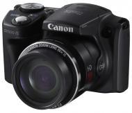 Цифровой фотоаппарат Canon PowerShot SX500 IS Black (6353B011)