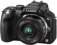 Цифровой фотоаппарат Panasonic Lumix DMC-G5X Kit 14-42mm Black (DMC-G5KEE-K)