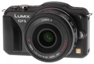 Цифровой фотоаппарат Panasonic Lumix DMC-GF5X Kit Black (DMC-GF5XEE-K)