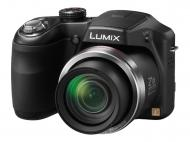 Цифровой фотоаппарат Panasonic Lumix DMC-LZ20 Black (DMC-LZ20EE-K)