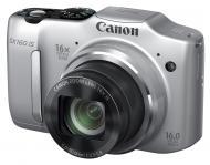 �������� ����������� Canon PowerShot SX160 IS Silver (6802B008)