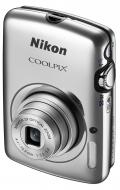 Цифровой фотоаппарат Nikon COOLPIX S01 Silver (VNA210E1)