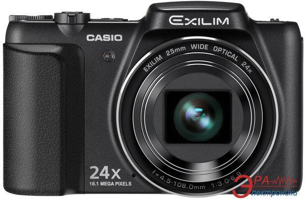 Цифровой фотоаппарат CASIO Exilim EX-ZS200 Black (EX-ZS200BKECA)