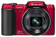 Цифровой фотоаппарат CASIO Exilim EX-ZS200 Red (EX-ZS200RDECC)