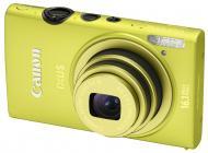 Цифровой фотоаппарат Canon IXUS 125 HS Green