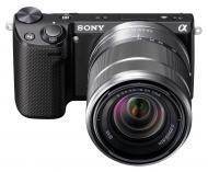 Цифровой фотоаппарат Sony NEX-5R + объектив 18-55mm KIT Black (NEX5RKB.RU2)