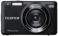 Цифровой фотоаппарат Fujifilm Finepix JX500 Black
