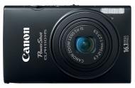 Цифровой фотоаппарат Canon IXUS 125 HS Black
