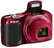 �������� ����������� Nikon COOLPIX L610 Red