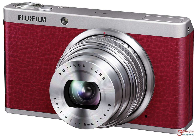 Цифровой фотоаппарат Fujifilm FinePix XF1 Red