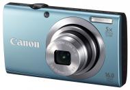 Цифровой фотоаппарат Canon PowerShot A2400 IS Blue