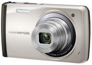 Цифровой фотоаппарат Olympus VH-410 Silver (V108030SE000)