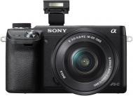 Цифровой фотоаппарат Sony NEX-6L + объектив 16-50 mm Black (NEX6LB.RU2)