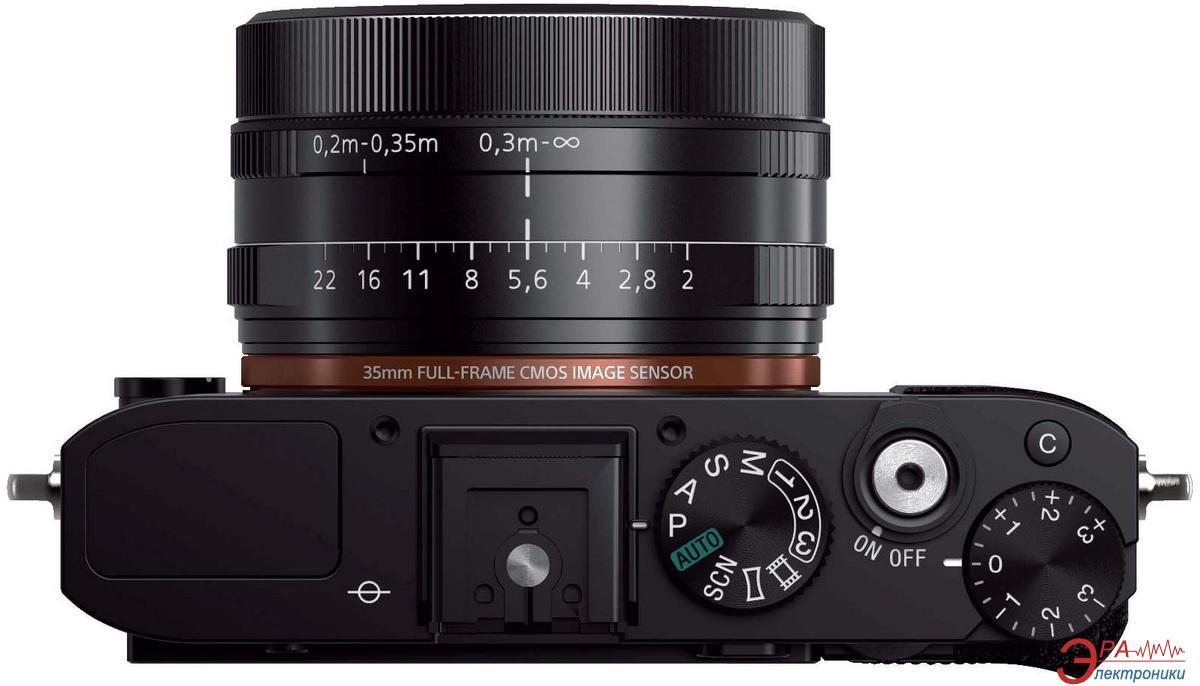 Цифровой фотоаппарат Sony Cyber-Shot DSC-RX1 Black (DSCRX1.CEE8)