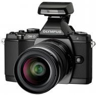 Цифровой фотоаппарат Olympus E-M5 14-42 Kit Black