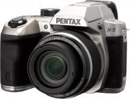Цифровой фотоаппарат Pentax X-5 Silver