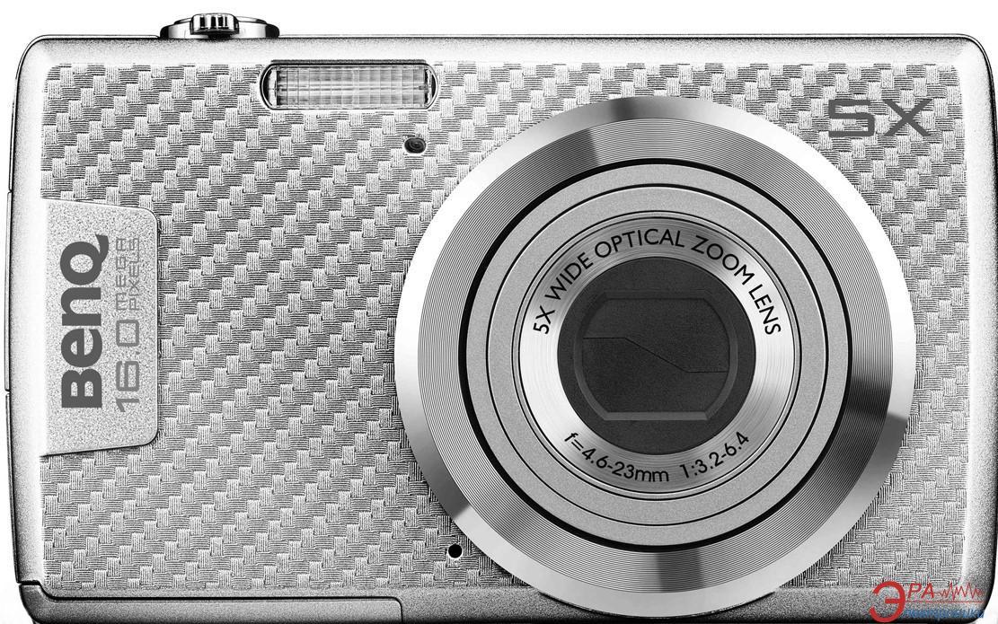 Цифровой фотоаппарат BenQ AE220 Silver