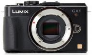 Цифровой фотоаппарат Panasonic DMC-GX1X Body Black (DMC-GX1EE-K)