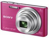 Цифровой фотоаппарат Sony Cyber-Shot DSC-W730 Pink (DSCW730P.RU3)