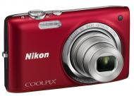 �������� ����������� Nikon Coolpix S2700 Red