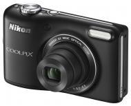 Цифровой фотоаппарат Nikon Coolpix L28 Black (VNA351E1)