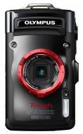 Цифровой фотоаппарат Olympus TG-2 Black (V104120BE000)