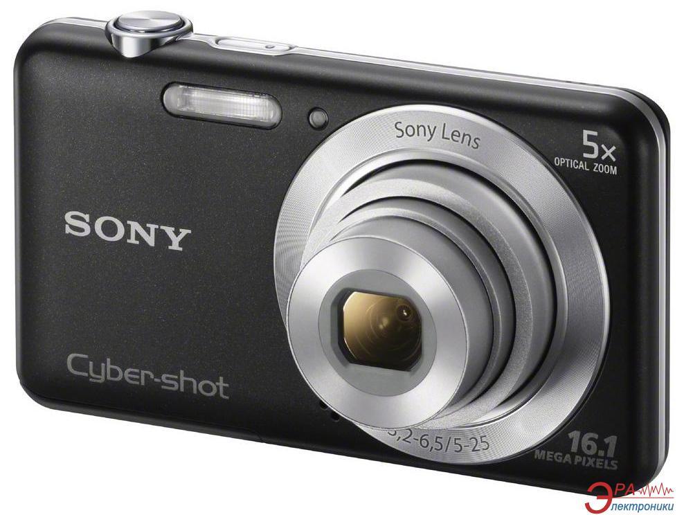Цифровой фотоаппарат Sony Cyber-Shot DSC-W710 Black (DSCW710B.RU3)