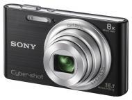 �������� ����������� Sony Cyber-Shot DSC-W730 Black (DSCW730B.RU3)