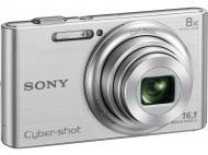 Цифровой фотоаппарат Sony Cyber-Shot DSC-W730 Silver (DSCW730S.RU3)
