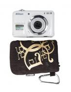 �������� ����������� Nikon COOLPIX L25 White (VMA992KR01) + �����