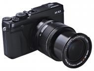 �������� ����������� Fujifilm FinePix X-E1 + XF18-55mm F2.8-4R Kit Black