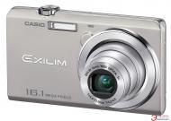 �������� ����������� CASIO Exilim EX-ZS12 Silver (EX-ZS12SRECA) + �����