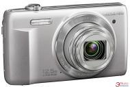 Цифровой фотоаппарат Olympus VR-360 Silver + чехол + карта SDHC 16Gb