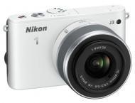 �������� ����������� Nikon 1 J3 + 10-30mm White (VVA182K001)
