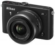 Цифровой фотоаппарат Nikon 1 J3 + 10-30mm Black (VVA181K001)
