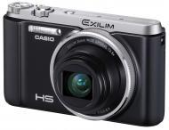 Цифровой фотоаппарат CASIO Exilim EX-ZR1000 Black\Silver (EX-ZR1000BSECD)