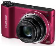 Цифровой фотоаппарат Samsung WB200F Red (EC-WB200FBPRRU)