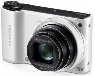 Цифровой фотоаппарат Samsung WB200F White (EC-WB200FBPWRU)